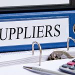 Binder list of preferred suppliers