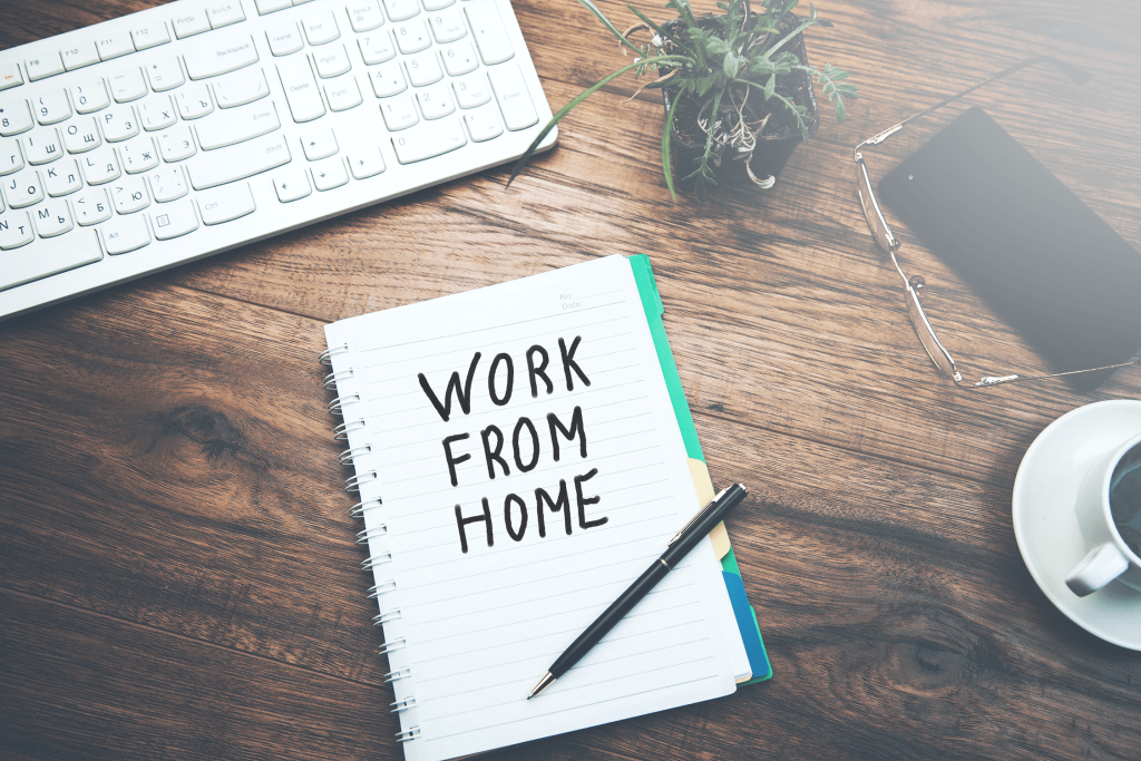 employees expenses work from home
